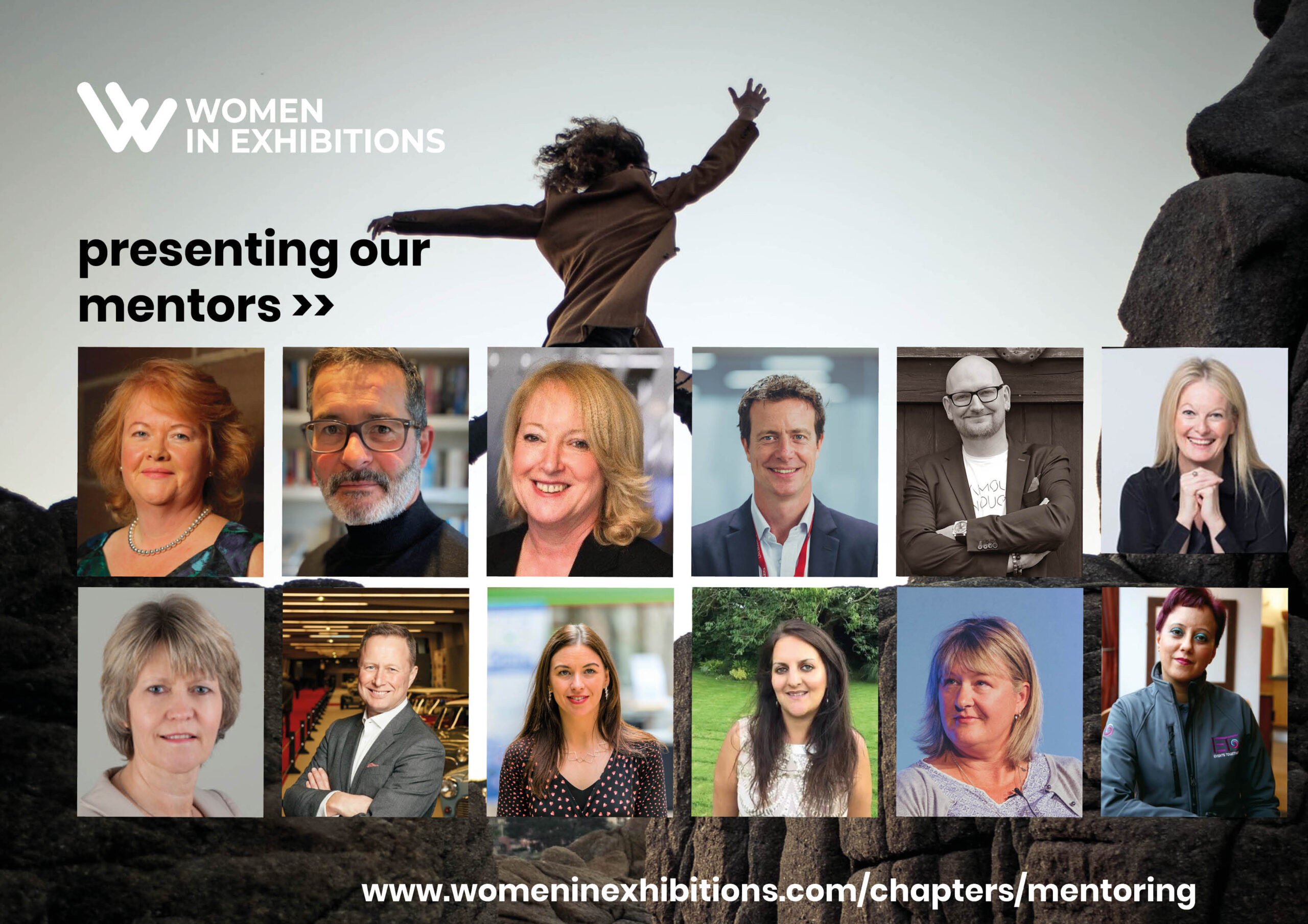 Join our new mentoring programme